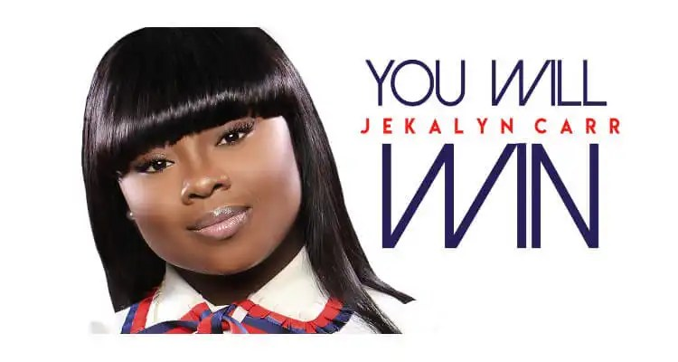 Jekalyn Carr's 'You Will Win' Hits No. 1 on Billboard