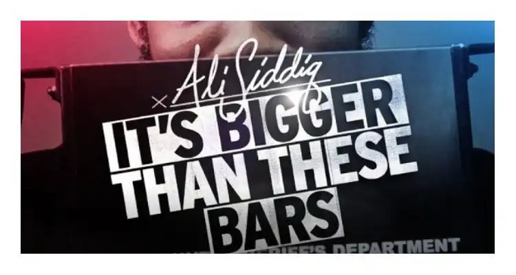 'Ali Siddiq: It's Bigger Than These Bars' Premieres February 23 on Comedy Central