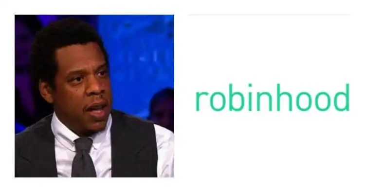 Jay-Z Makes an Investment in Financial Platform, Robinhood
