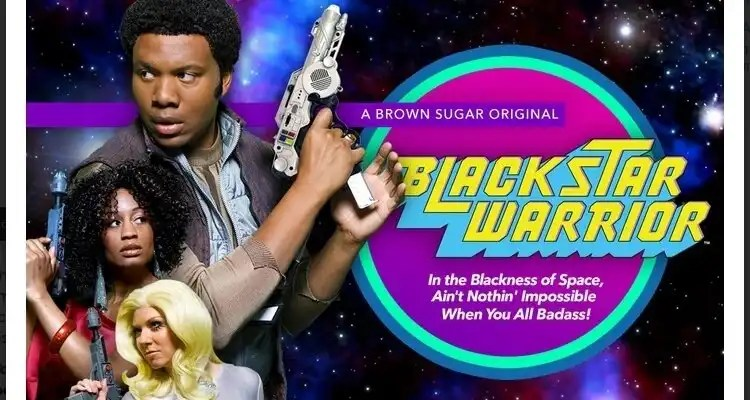 Brown Sugar to Debut First Original Short Film 'Blackstar Warrior' on June 24