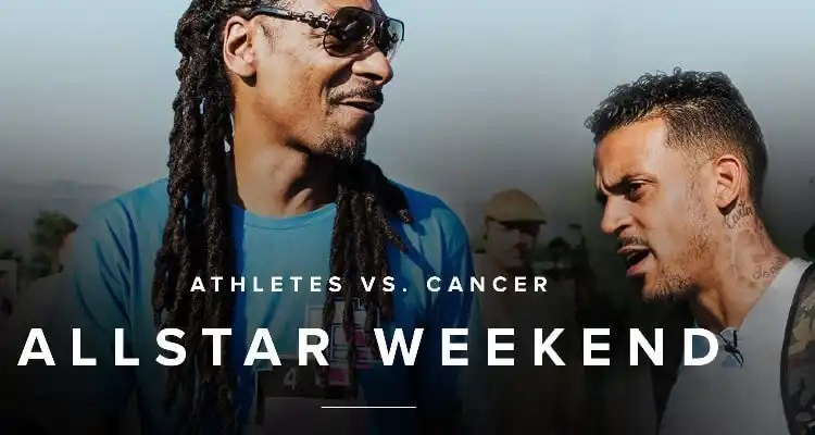 Matt Barnes and Snoop Dogg to Host the Athletes vs. Cancer 5th Annual Celebrity Flag Football Game