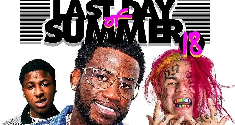 Spekdrum Presents Last Day Of Summer 18 With Yo Gotti, Tekashi 6ix 9ine
