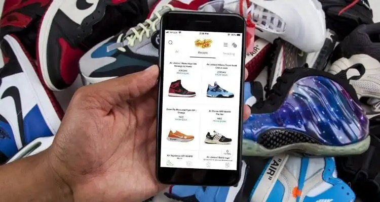 The Sneaker Con App Launches