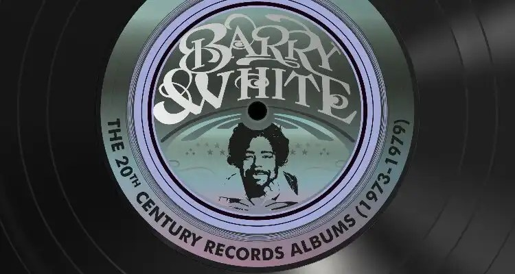 Barry White's 20th Century Records Albums Remastered For 9CD And 9LP Vinyl Box Sets
