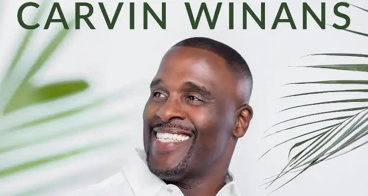 Carvin Winans 'Once in a Lifetime'