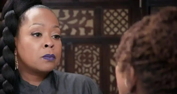 Monifah and her Daughter Featured On Iyanla, Fix My Life Finale