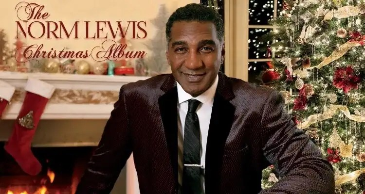 Norm Lewis Releases Christmas Album