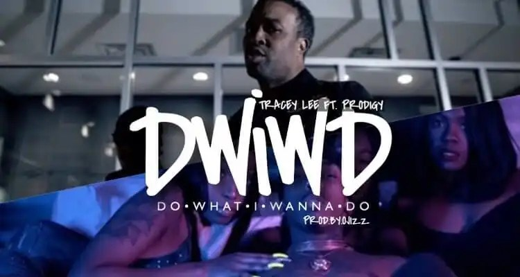 Tracey Lee - DWIWD Ft. Prodigy