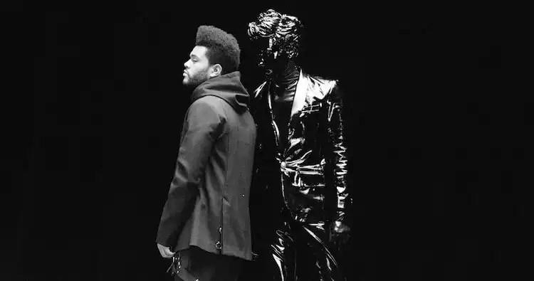 Gesaffelstein & The Weeknd - Lost in the Fire