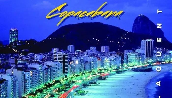 Elaquent 'Copacabana'