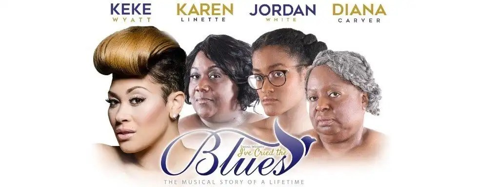 Keke Wyatt to Guest Star in 'I've Cried the Blues' June 8th