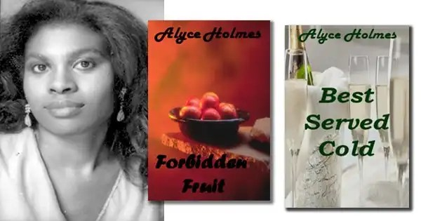 Alyce Holmes Releases New Black Romance Novel Collection