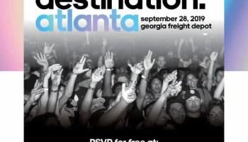 Journeys Partners with adidas Originals for Free Music Festival, 'Destination: Atlanta' Sept. 28