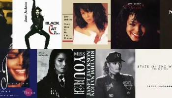 Janet Jackson Releases 'Rhythm Nation 1814: The Remixes'