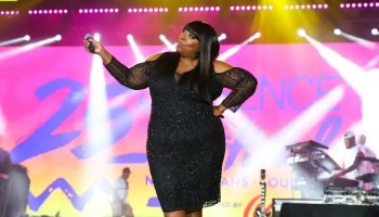 Oprah Winfrey Invites Loni Love to Join '2020 Vision' Tour