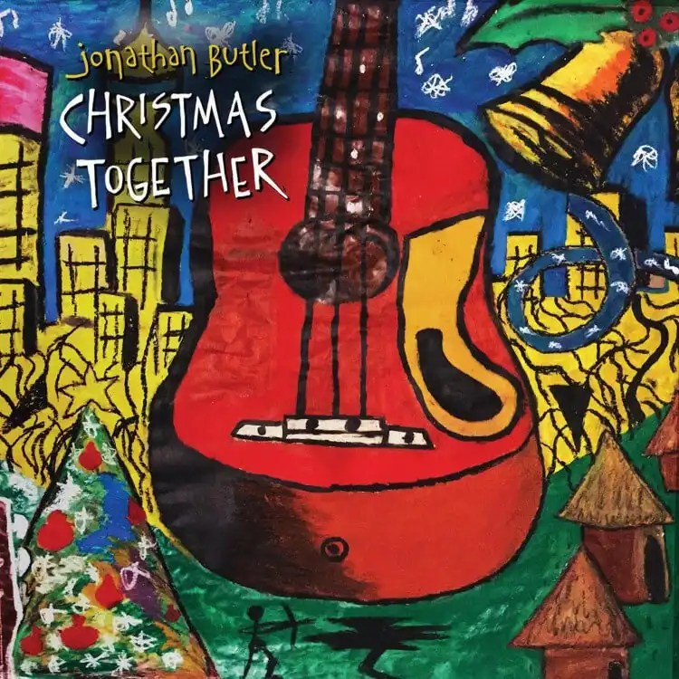 Jonathan Butler's 'Christmas Together' Out Now