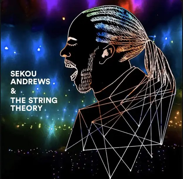 Sekou Andrews Becomes First Poet Nominated For 'Best Spoken Word Album' GRAMMY in Over a Decade