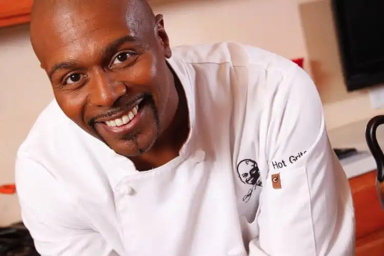Celebrity Chef Jerome Brown: 'Cooking in the Army is One of the Toughest Jobs to Ever Have'