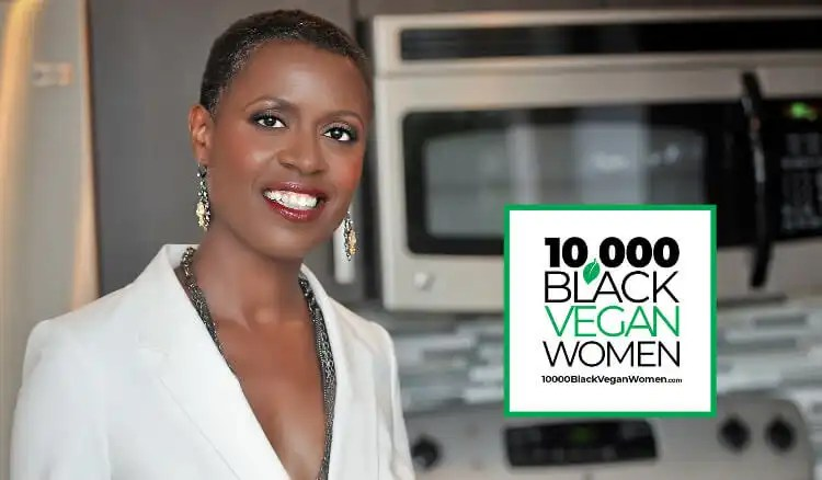 Tracye McQuirter, MPH, Launches 10,000 Black Vegan Women
