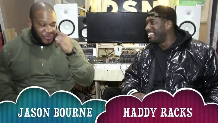 RIP Jason Bourne Interviews Haddy Racks as He talks about His Music Career