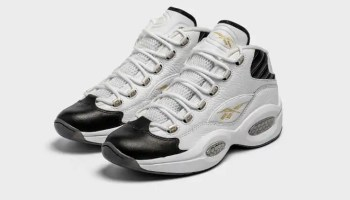 """Reebok Debuts Question Mid """"Respect My Shine"""""""