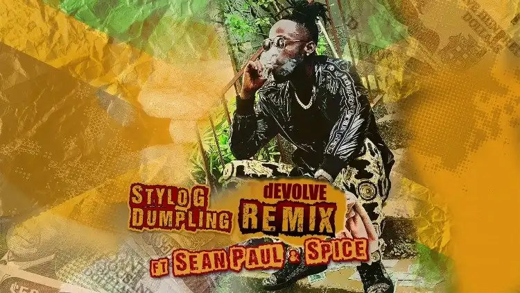 Stylo G 'Dumpling' (dEVOLVE Remix) (feat. Spice & Sean Paul)