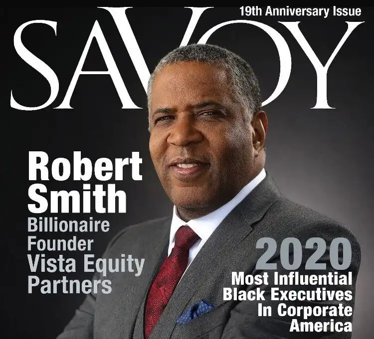 Savoy Magazine Announces the 2020 Most Influential Black Executives in Corporate America