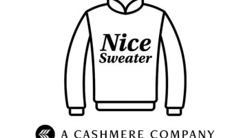 Cashmere Launches New Digital Experiential Division, Nice Sweater