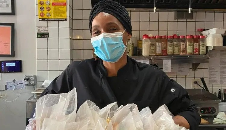 Latisha Daring: 'Our Specific Niche is Vegan Comfort Food'