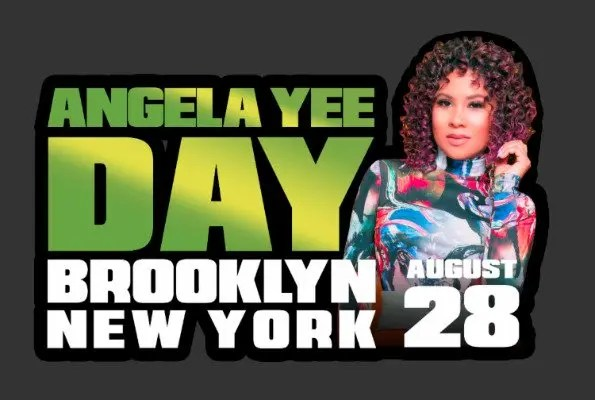 Angela Yee Day Friday August 28th