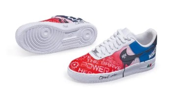 Niko Brim's Juneteenth Sneaker Hits Sotheby's Auction Block