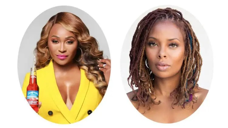 Seagram's Escapes to Partner with Reality TV Stars Cynthia Bailey and Eva Marcille