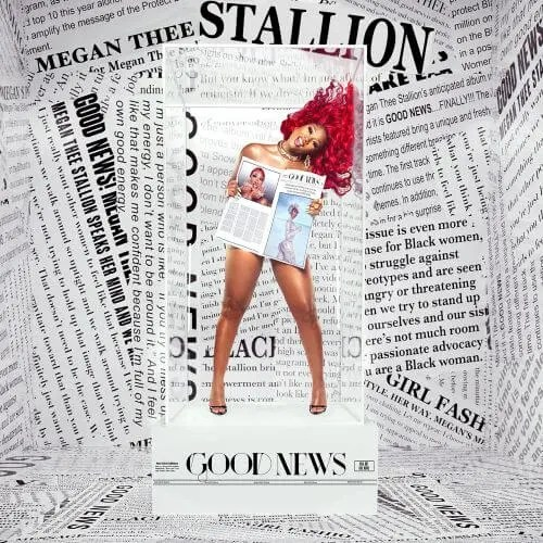 Megan Thee Stallion ft. Big Sean & 2 Chainz 'Go Crazy'