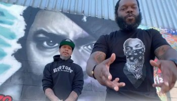 Smif N Wessun 'The Education of Smif N Wessun' feat. Minister Louis Farrakhan