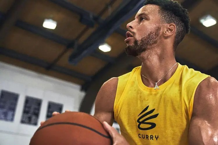 Stephen Curry and Under Armour Launch The Curry Brand