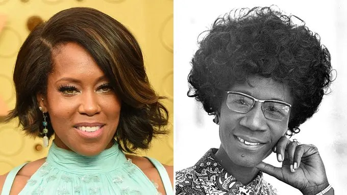 Regina King to Produce and Portray the Role of Shirley Chisholm in Upcoming Biopic