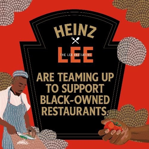 HEINZ Partners With The LEE Initiative to Help Preserve Black-Owned Restaurants' Cultural Legacy