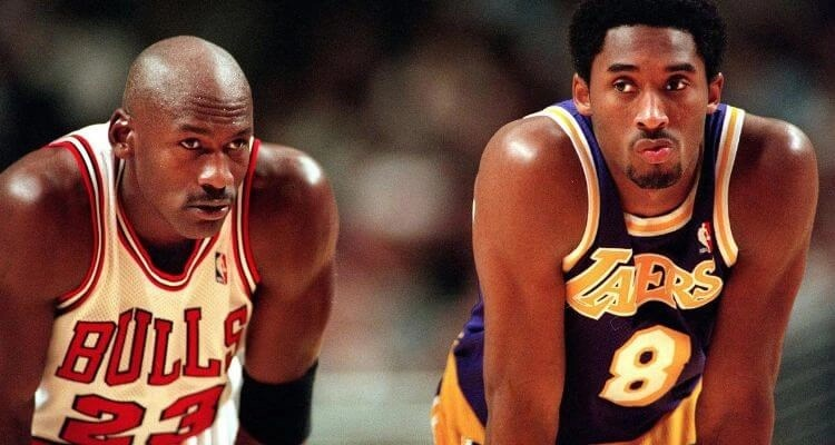 NBA Legend Michael Jordan Will Induct Kobe Bryant Into the Naismith Memorial Basketball Hall of Fame