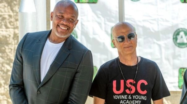 Dr. Dre and Jimmy Iovine On Board to Produce Marvin Gaye Biopic 'What's Going On?' That Was Picked Up By Warner Bros.