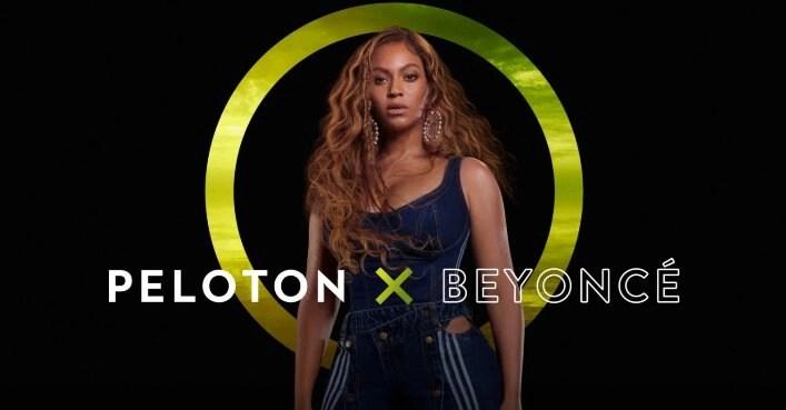The Latest Peloton x Beyoncé Artist Series Releasing This Week