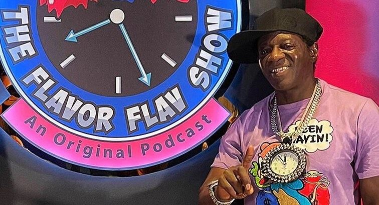 Flavor Flav Arrested in Nevada for Domestic Battery
