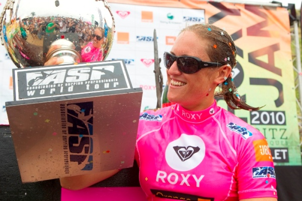 Cori Schumacher Women's World Longboard Champion