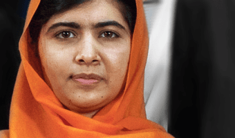 A Lesson from Malala