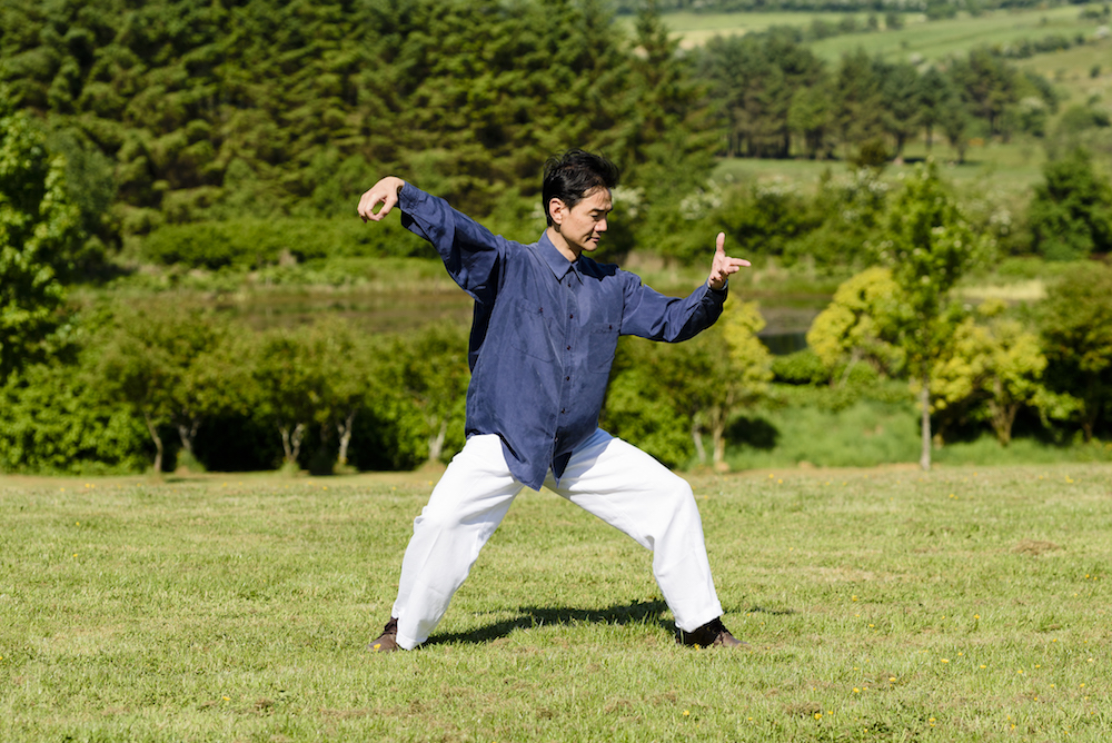 20 Min Power Warm Up Infinite Chi Kung