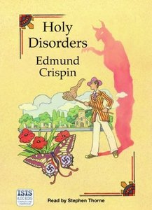 """Holy Disorders,"" by Edmund Crispin"