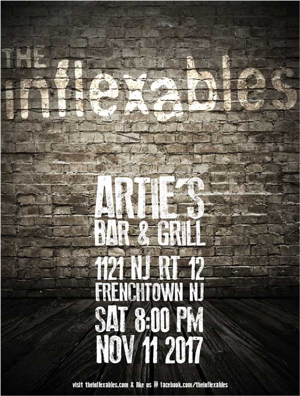 Artie's Bar and Grill, Saturday, November 11, 2017