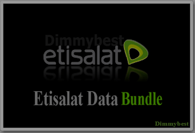 Etisalat-Data-Bundle For Android, Blackberry and Iphone