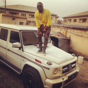 olamide's cars and house