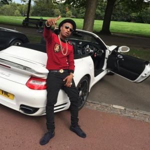 wizkid's most expensive car