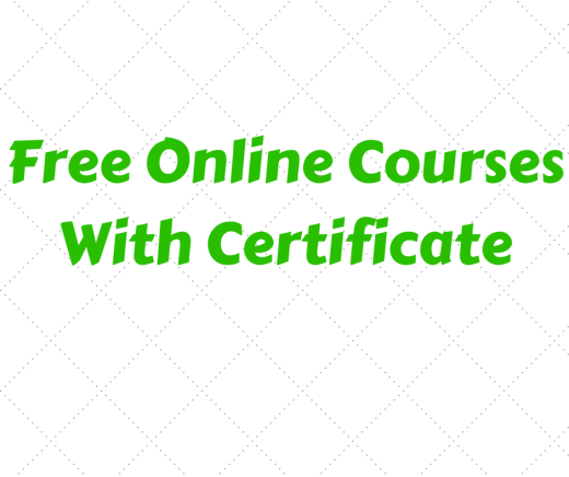 25 free online courses with certificates of completion - theinfofinder